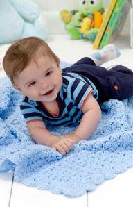Häkelmuster für Baby