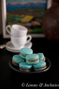 French Macarons with