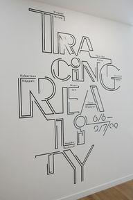 Tracing Reality #mur