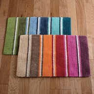 Stripe Bath Rug -  a