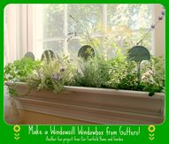 DIY ~ Windowsill Win