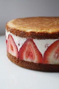 Strawberry Mascarpon