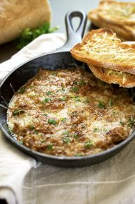 Warm French Onion Di