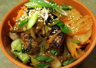 Korean Rice Bowl wit