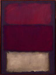 "Mark Rothko, ""Untitl"