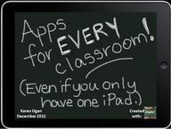 iPad Apps for EVERY...