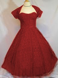 Red Prom Dress (Emma