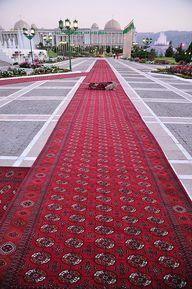 Ashgabat, Turkmenist