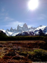 Mount Fitz Roy #imag