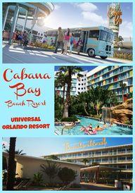 Cabana Bay a Univers