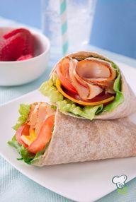 Turkey Wraps Recipe: