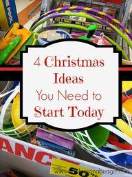 4 Christmas gift ide