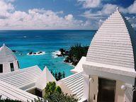 Bermuda grooved roof