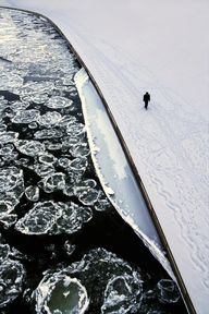 Ice on the River | S