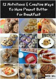 12 Nutritious & Crea