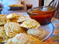 Baked Ravioli — Biti