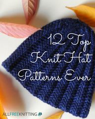12 Top Knit Hat Patt