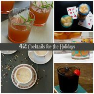 42 Cocktails for the