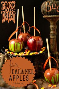 Faux Caramel Apple T