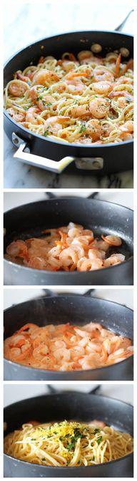Shrimp Scampi - You