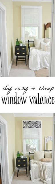 DIY simple window va