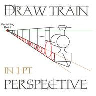 Drawing Trains in On...