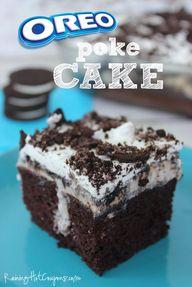 This Oreo Cake has i