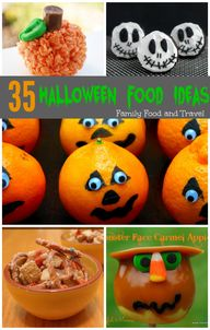 35 Halloween Food Id
