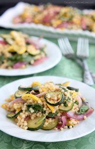 Roasted Vegetable Pa