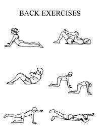sciatica exercises b