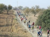 Lots of cycling rout