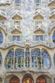 Antoni Gaudi's wonde