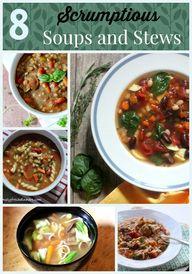8 Scrumptious Soups