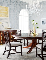 Stately Homes dining