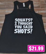 Squats I Thought You