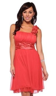 Currently unavailable, in this color, but might be back?  Hits just above the knee.  $43.94 including shipping! =)