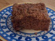 Apple Cake and Streu