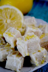 Lemon Citrus Shortbr