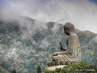 Big Budha, Hong Kong