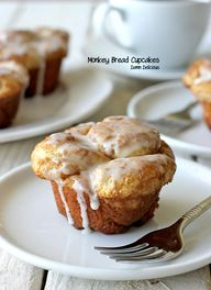 Monkey Bread Cupcake...