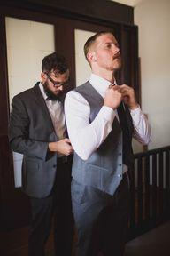 Wedding Getting read
