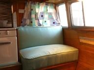 Camper Dinette Seats