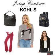 Juicy Couture is Bac