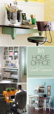 DIY Home Office (for