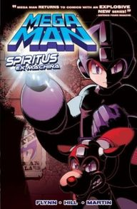 Ian Flynn – Mega Man