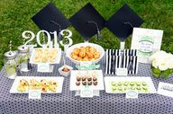 Graduation party tab