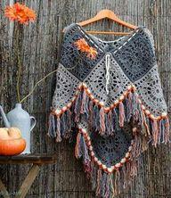Granny square croche