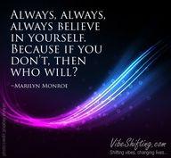 Always, always, alwa
