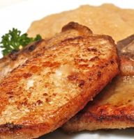Crispy Pork Chops| T