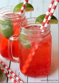 Cherry Limeade Recip